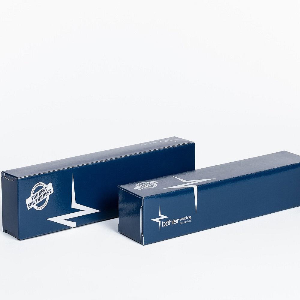 Rutilová elektroda na nerez krabička