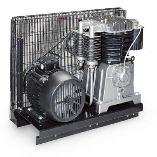 Stabilní pístový kompresor InAirCom BsA_400, 480, 600, 830, 1080 - foto 1