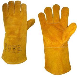 WELD AB, KEVLAR, LEFT svářečské rukavice velikost 09, 11 a 12 MAX - foto 1