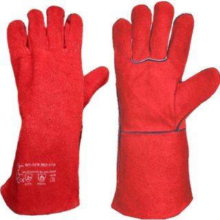 WELDER RED ECO svářečské rukavice velikost 10 - foto 1
