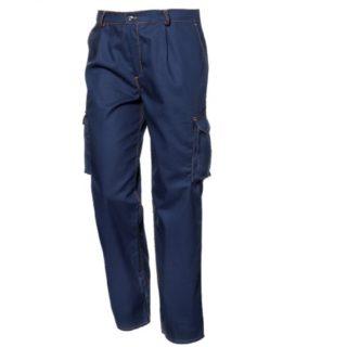 Antistatické nehořlavé kalhoty do pasu POLYTECH 318044-62