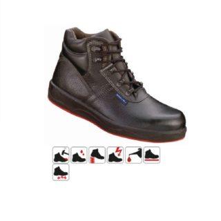 DORSTEN S2 pracovní bezpečnostní obuv, pro asfaltéry - foto 1