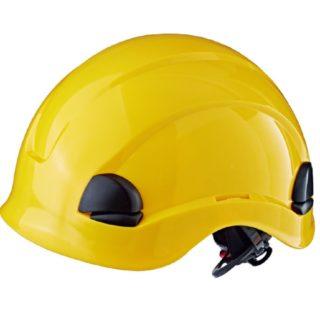 CONSTRUCTOR ochranná pracovní přilba žlutá a oranžová - foto 1