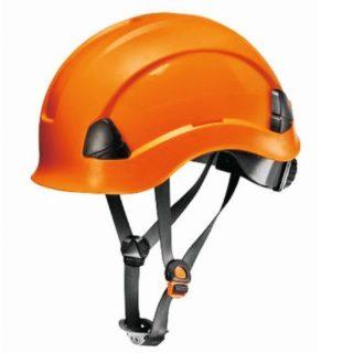 EVEREST ochranná pracovní přilba oranžové barvy - foto 1
