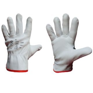 K 2 TOP celokožené pracovní ochranné rukavice z lícové kozinky - foto 1