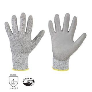 CUTGRIP ochranné povrstvené protiřezné pracovní rukavice - foto 1