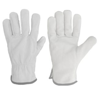 H2 celokožené pracovní rukavice z jemné lícové kozinky - foto 1