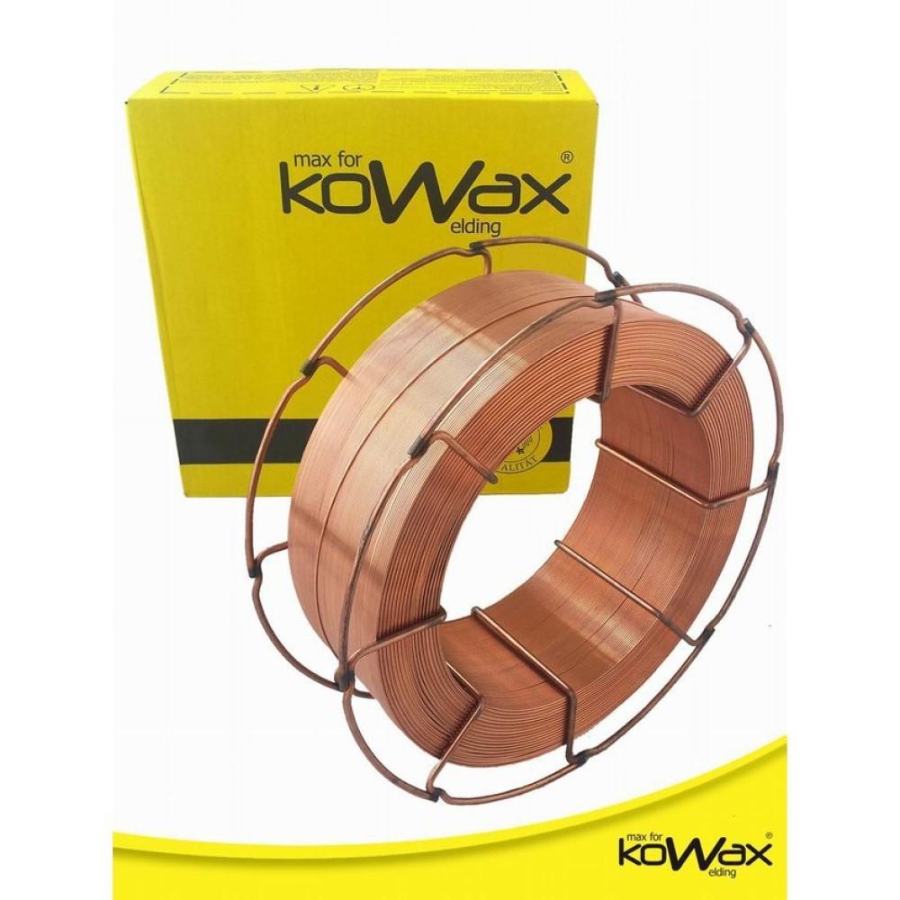 Kowax G4Si1 svařovací drát 0.8mm 15kg