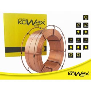 Svařovací drát Kowax G3Si1 MEGA PACK 1.0mm 250kg