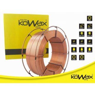 Svařovací drát Kowax G3Si1 MEGA PACK 0.8mm 250kg