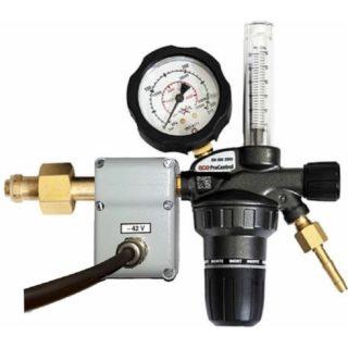 CO2 200/30litrů ohřev 42V Redukční ventil GCE ProControl