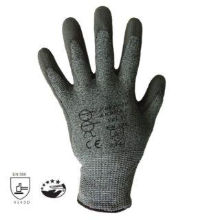 AKARA ochranné protiřezné povrstvené pracovní rukavice - foto 1