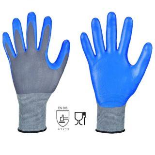 DELTANA ochranné polomáčené pracovní rukavice - foto 1